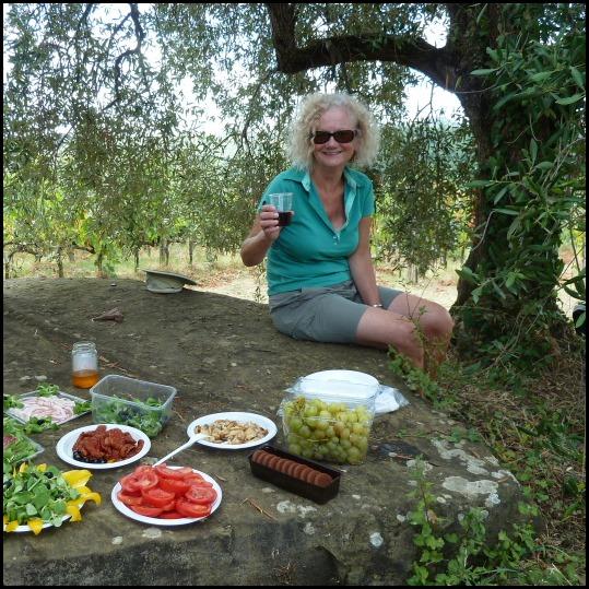 P1030255 Francine picnic