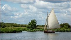 Norfolk wherry