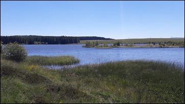Lac de Bourdouze