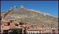 Albarracin Wall