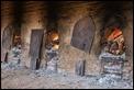 Tile kiln fires